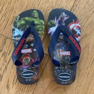 Marvel Havaianas - Toddler 11/12